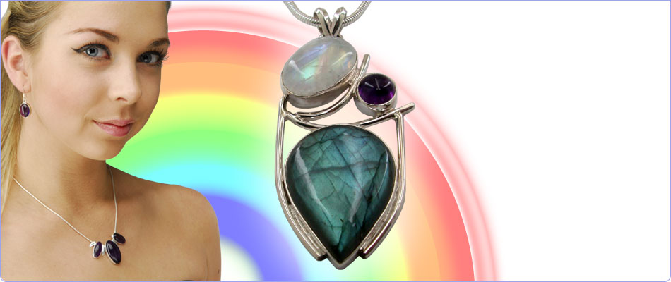 Wholesale silver necklaces