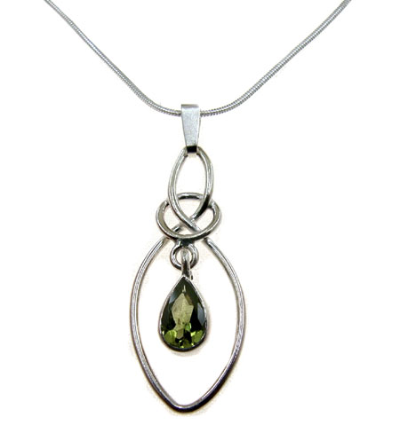 Wholesale silver pendants wholesale silver jewellery from marjo peridot silver pendant mozeypictures Choice Image